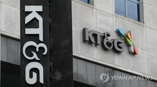 올해 상반기 KT&G의 부동산 부문이 영업이익 전년 대비 10배 이상 증가했다. 사진=연합뉴스